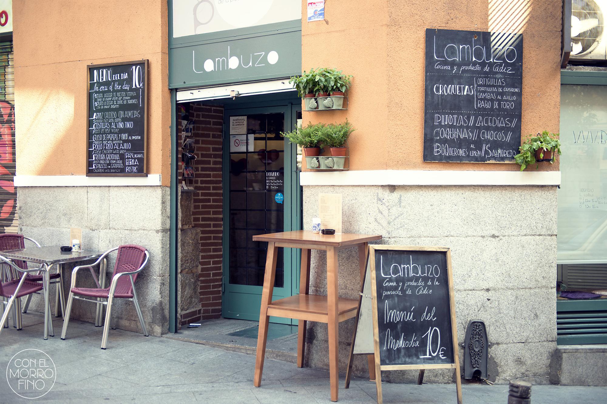 'Bueno, bonito y barato': 25 restaurantes divinos en Madrid por 25€ (o menos) - eat&love Madrid