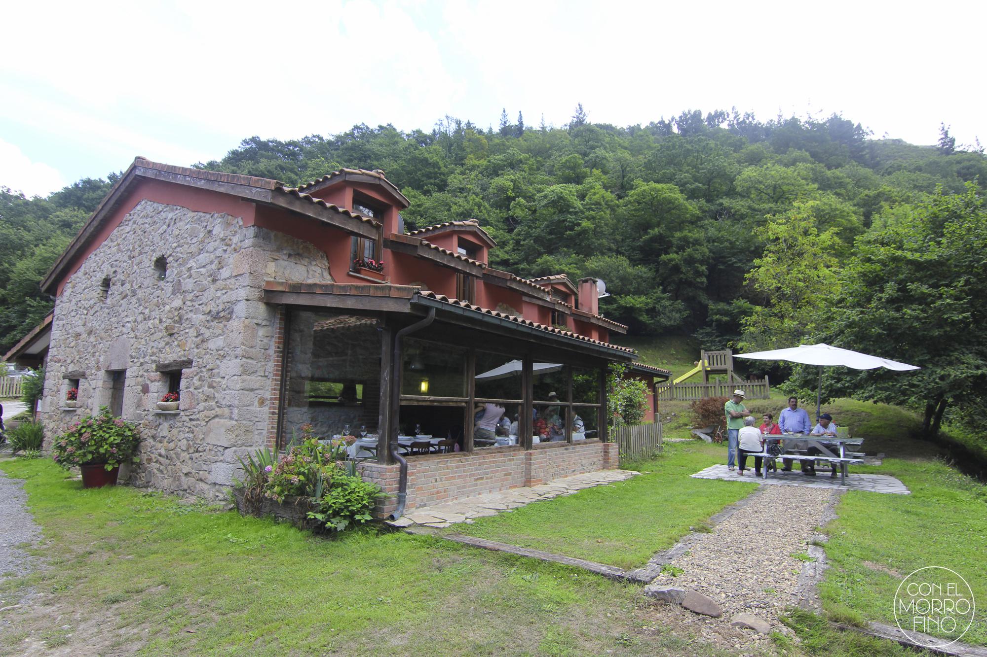 Viaje A Asturias El Molin De Mingo Con El Morro Fino
