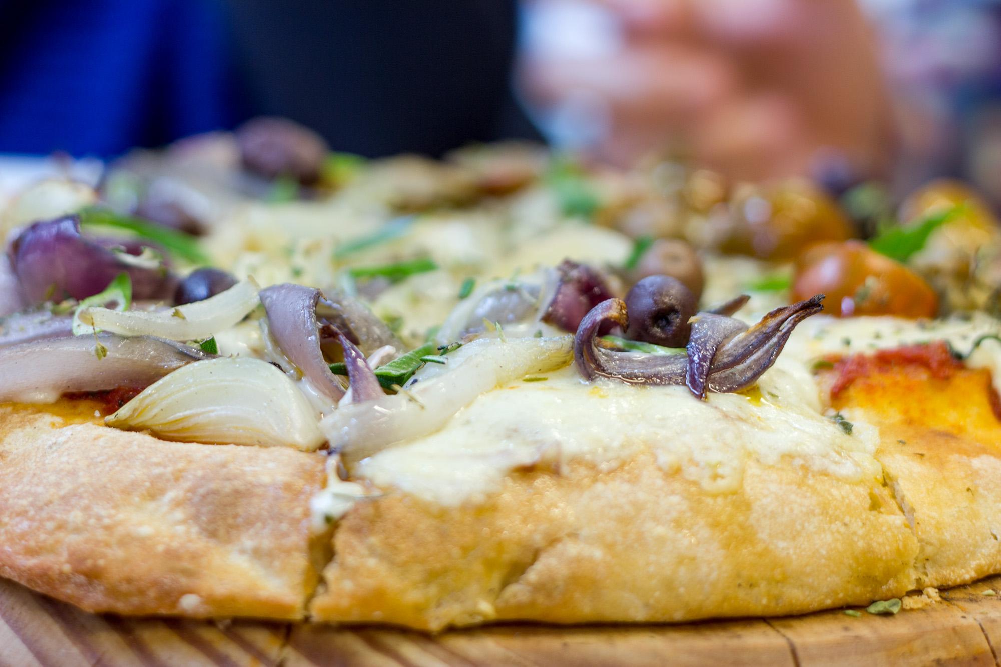 Picsa, brutales pizzas estilo argentino