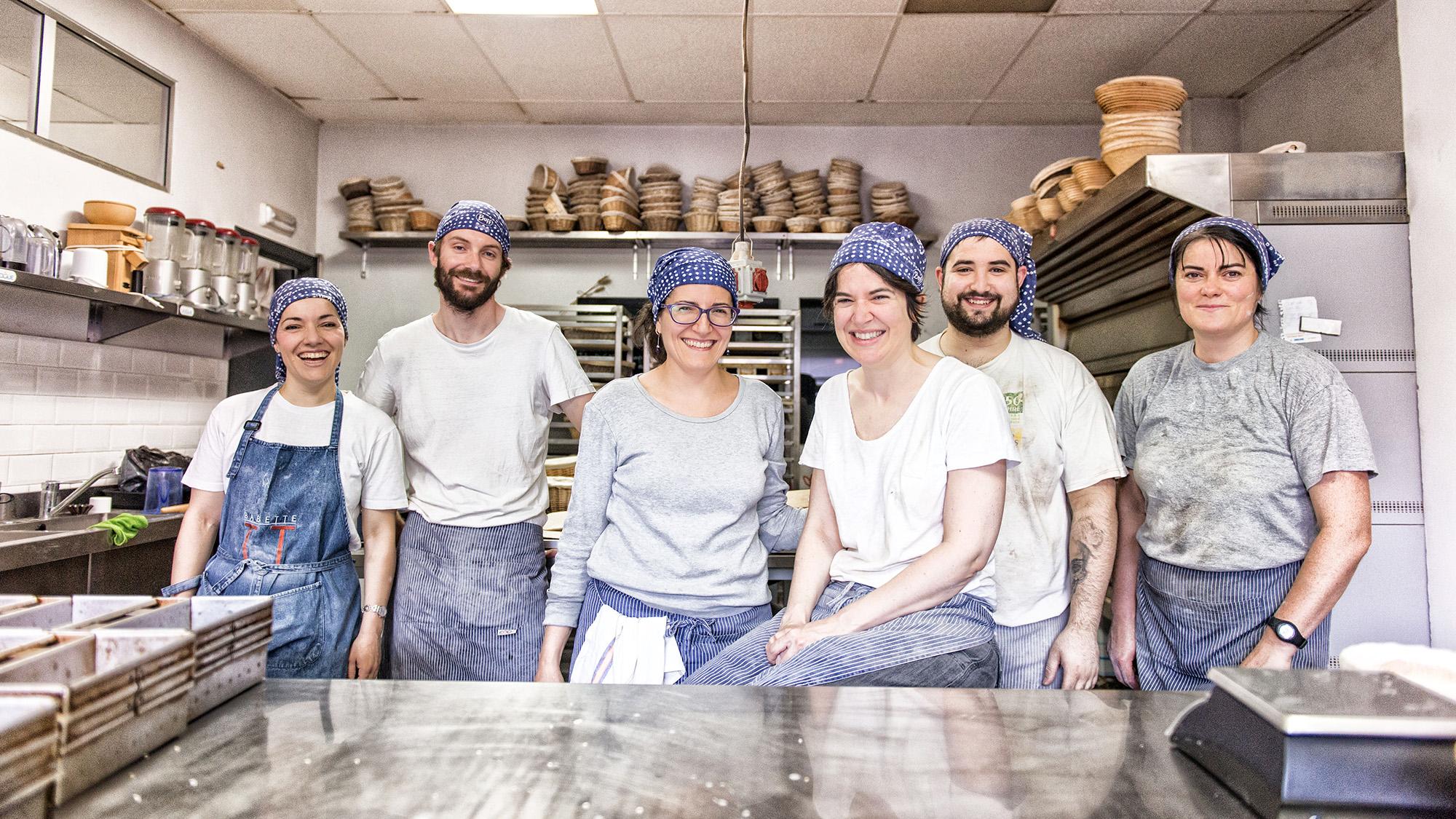 El Horno de Babette: Obrador y talleres para panarras