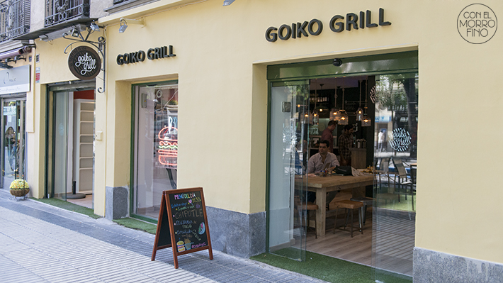 01 Goiko grill fachada burger