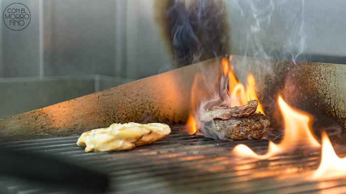 09 Goiko burger brasa cocina hamburguesa