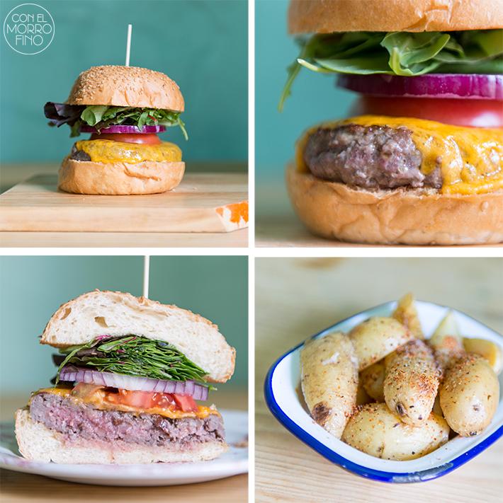 Ojala hamburguesa burger 11