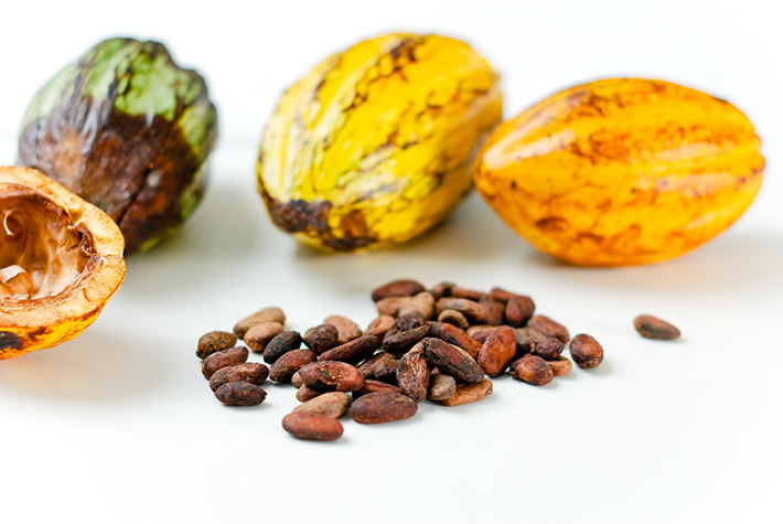 Everjean Fresh Cacao from São Tomé & Príncipe (flickr)