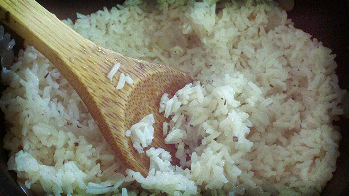 mario - rice for lunch (flickr)