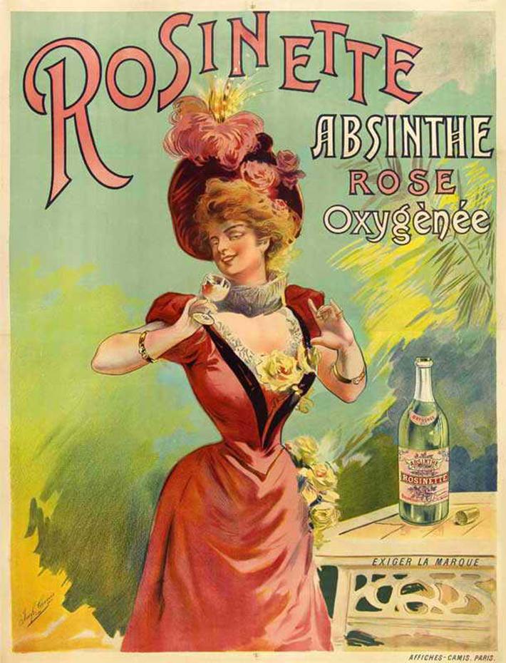 Absinthe Rosinette vía barbacil.com
