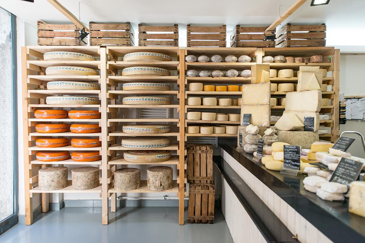 Quesería Cultivo: Un paraíso para los amantes del queso en Madrid