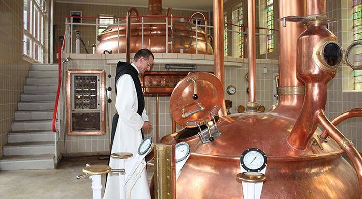 Cerveza de abadía y monasterio