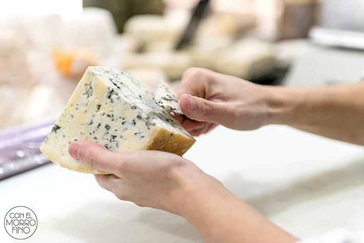 Queseria conde duque queso roquefort