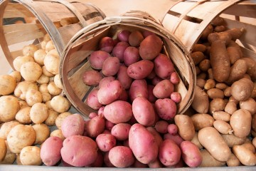 United Soybean Board Potatoes