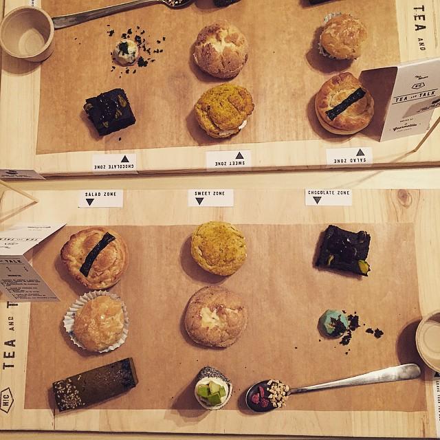 @hellocreatividad Tea&Talk time! A ver qué tal se lo curra Gourmetillo... Pinta bien! #madrid