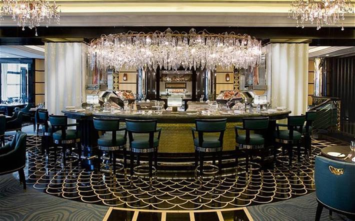 American Bar Hotel Savoy cocktelerias cocktail