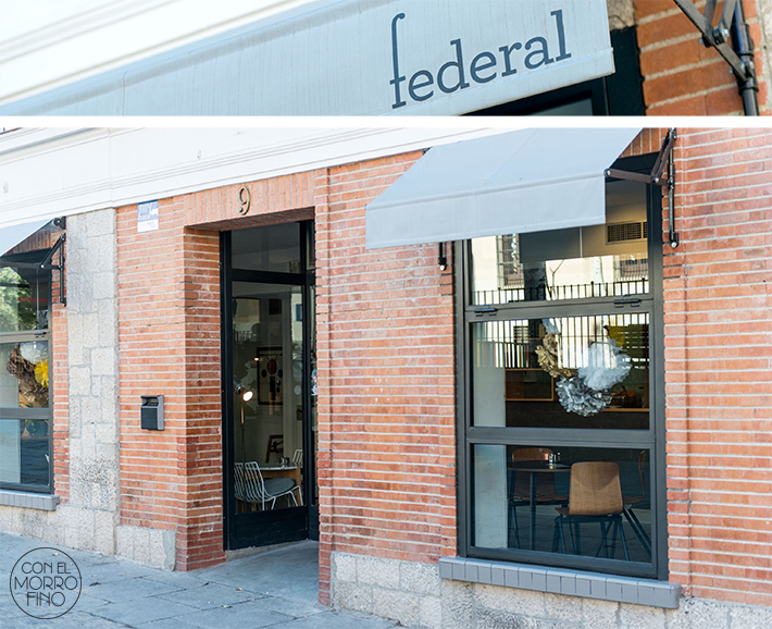 Federal cafe fachada