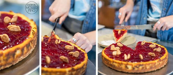 Federal cafe new york cheesecake