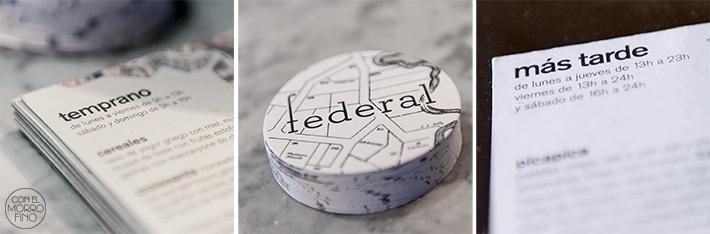 Federal cartas noche dia tarde mañana