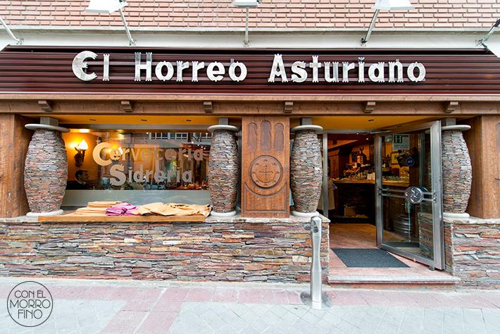 Horreo asturiano asturias fachada