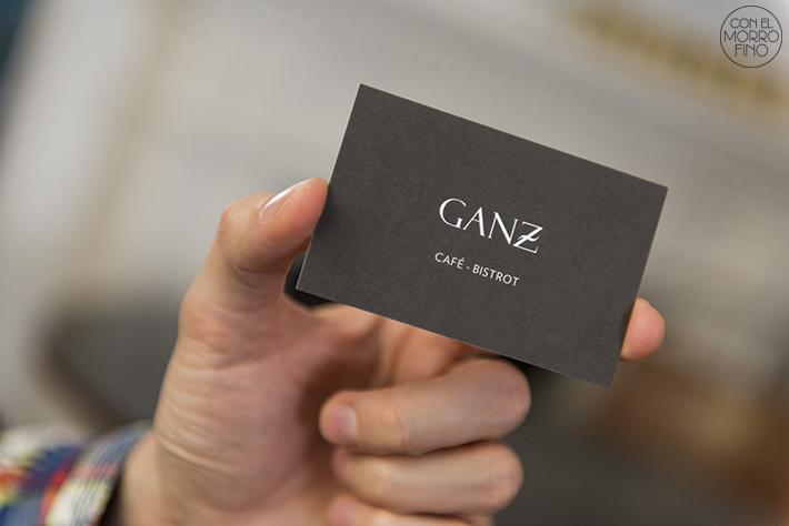 GANZ tarjeta