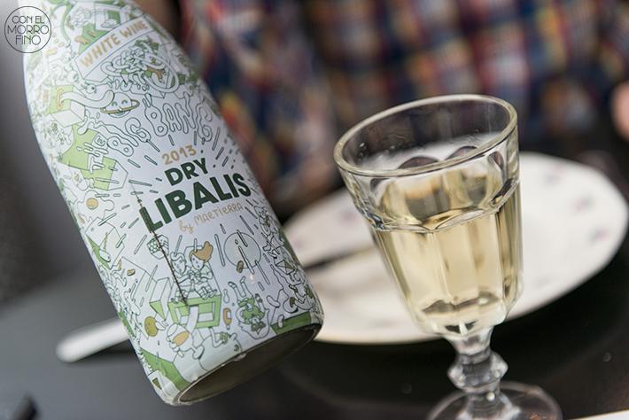 GANZ vino blanco LIBALIS