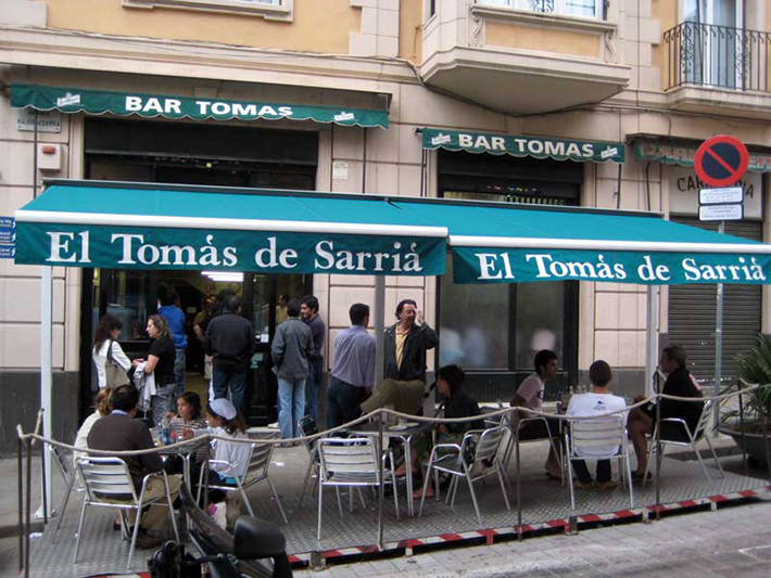 el tomás de sarriá (vía www.barestop.es)