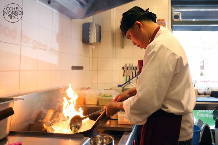Ginger Boy Cocina