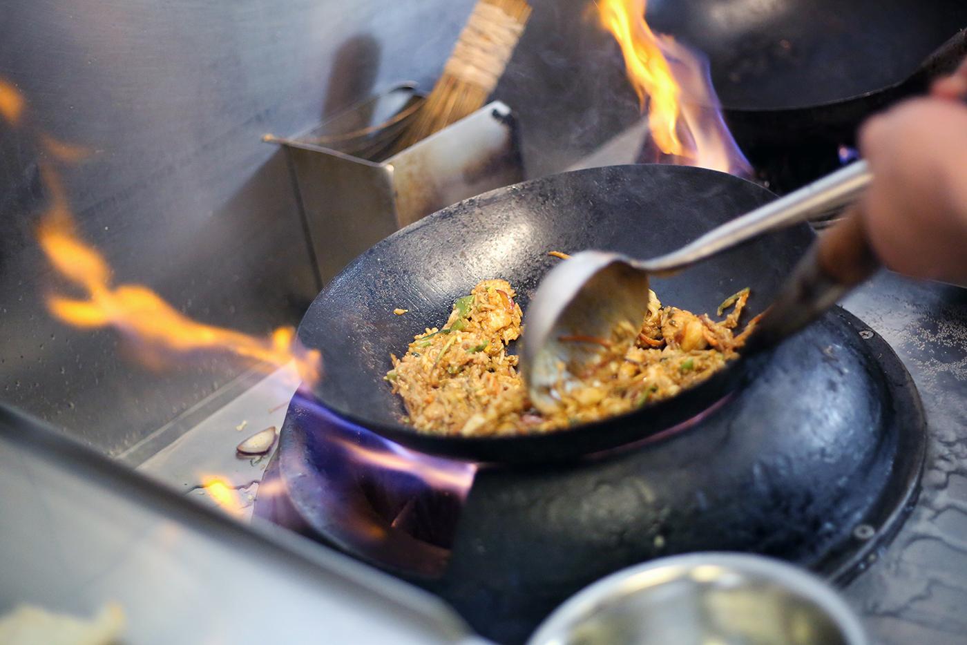 Ginger Boy: la mejor cocina tailandesa de Madrid en tu casa