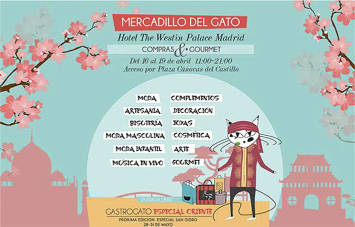 Mercadillo del Gato Madrid