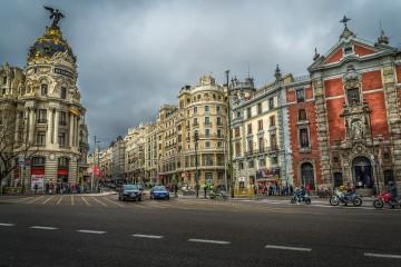 Miguel Diaz Alcalá Gran Vía (vía flickr)