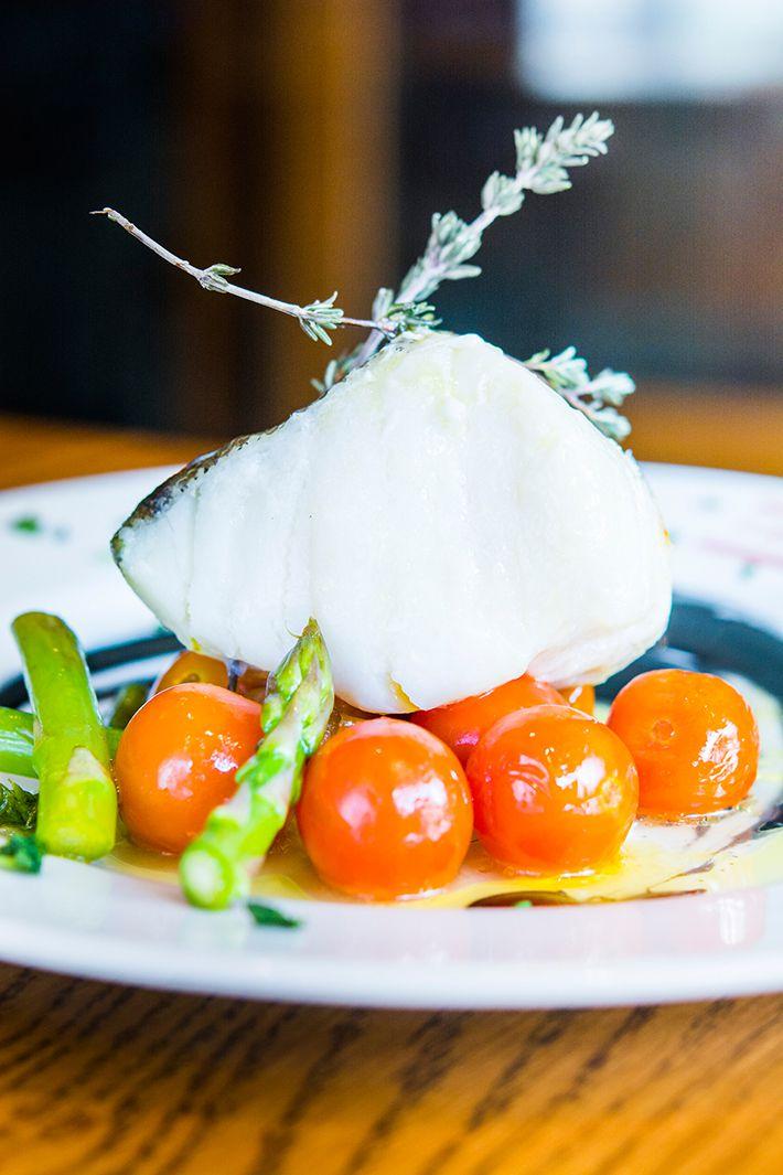 Taste Galery menu bacalao