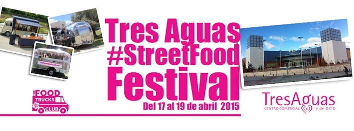 Tres aguas streetfood festival