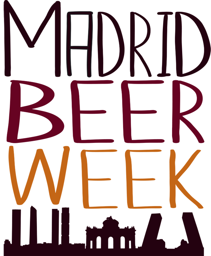 Logo Madrir Beer Week