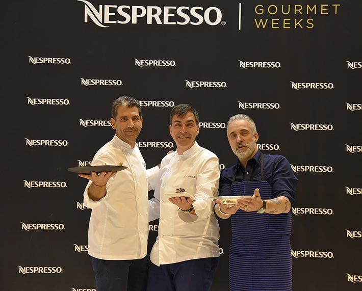 Nespresso Gorumet Week