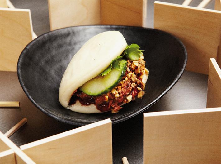 Chuka ramen Bar Bao Bun