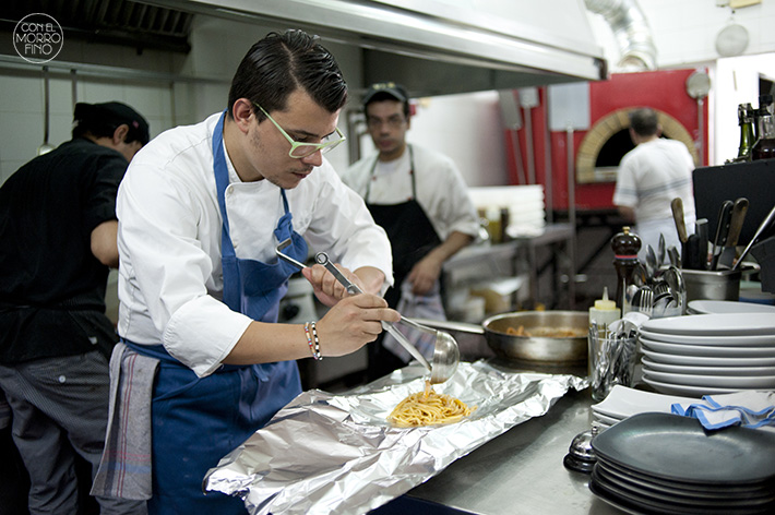 Don Lisander Stefano Carta Cocina