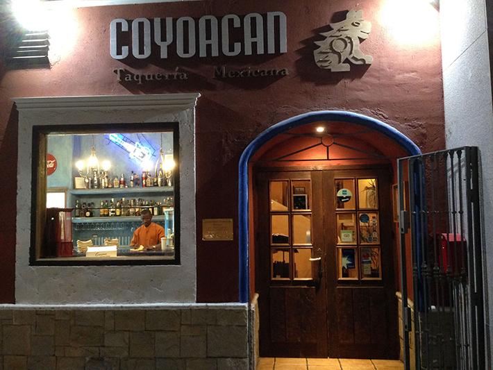 Fachada (vía taquería-coyoacan.com)