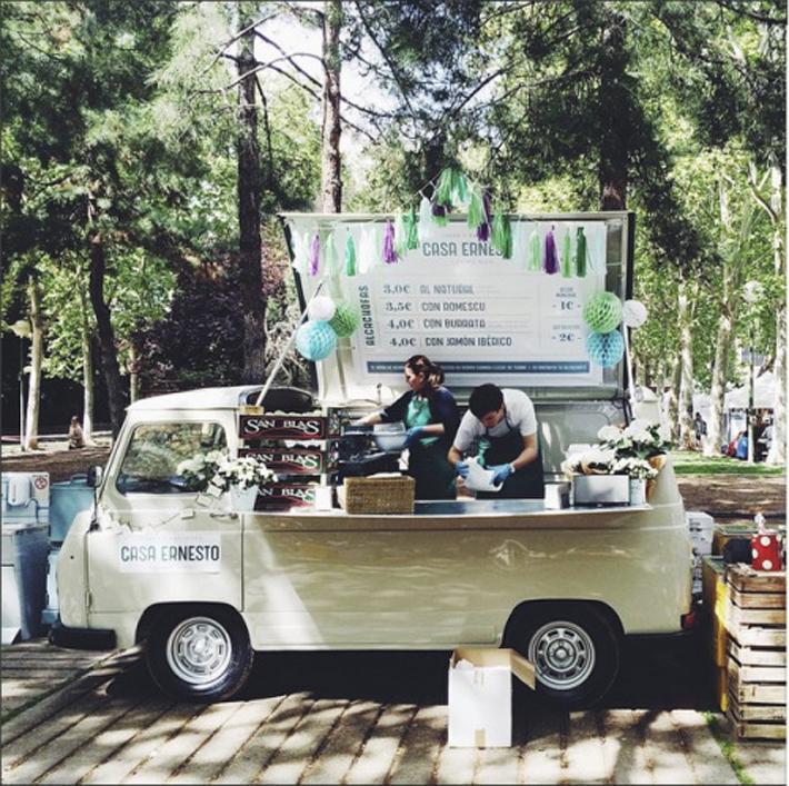 Foodtruck Casa Ernesto