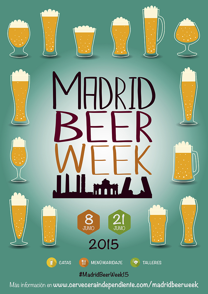 Madrid Beer Week 2015
