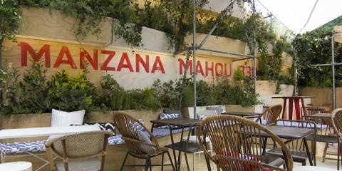 Manzana Mahou 330 Portada