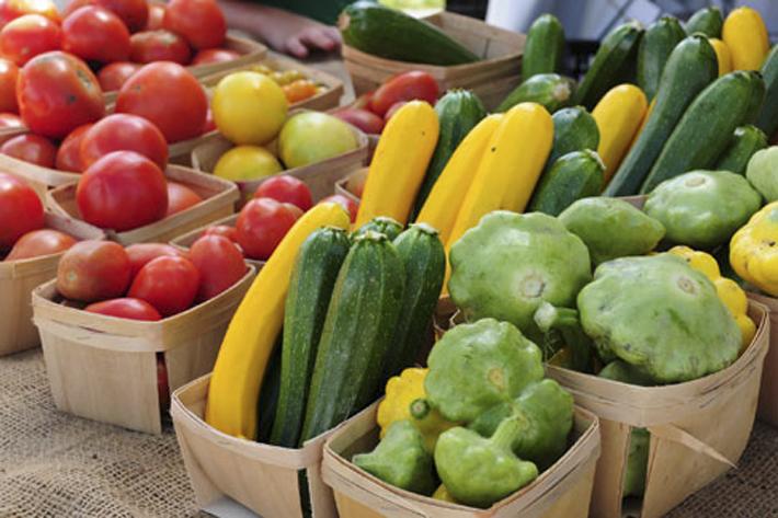 Mercado Agroecológico Malasaña