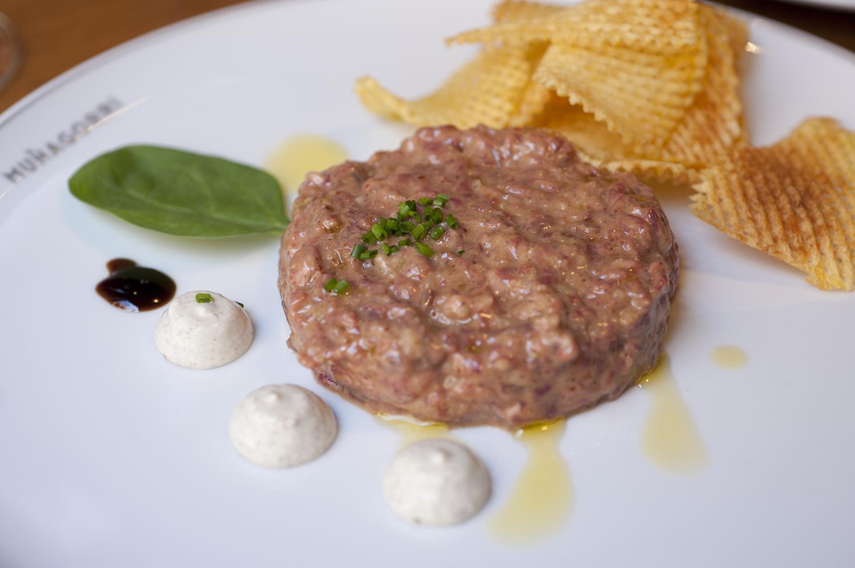 Muñagorri: Cocina clásica con producto excelente en el Barrio de Salamanca