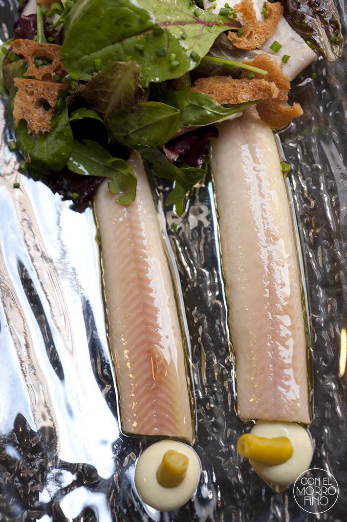 Muñagorri Restaurante Gastro Bar Anguila Ahumada