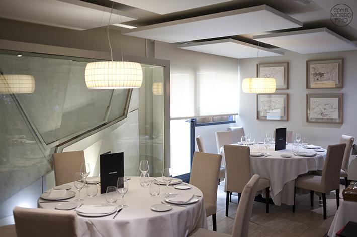 Muñagorri Restaurante Gastro Bar Sala