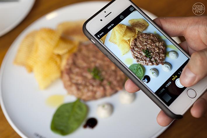 Muñagorri Restaurante Gastro Bar Steak Tartar