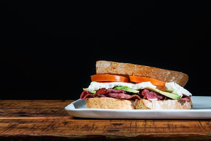 Sandwich Reuben Dario Magasand