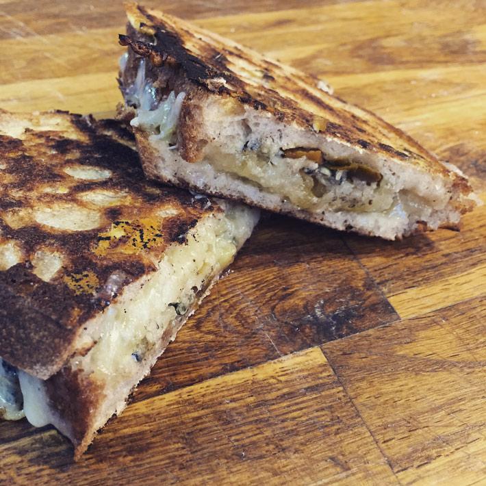 Grilled Sandwich Rocklette