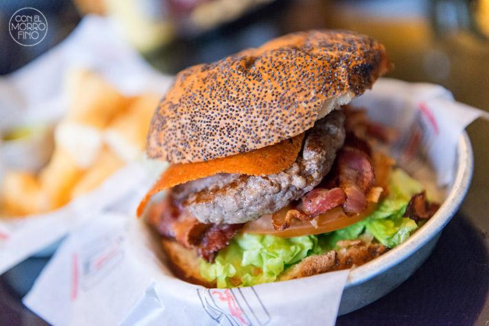 Cafetería HD Hamburguesa Grand Burger