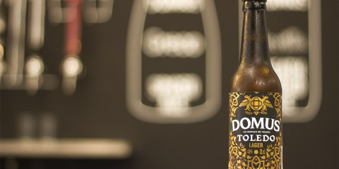 Cerveza Domus Portada