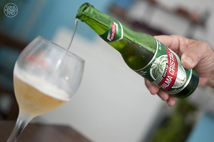 Cerveza Palma Crista Havana Blues Madrid