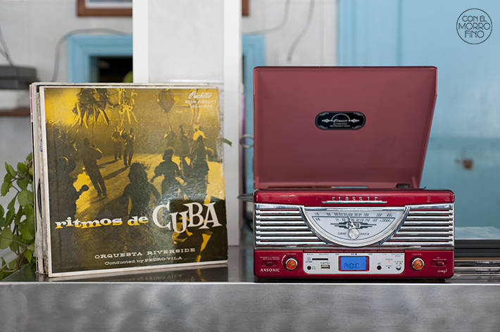 Discos música cubana Havana Blues Madrid
