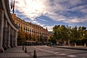 Felipe Gabaldón - Plaza de Oriente (vía Flickr)