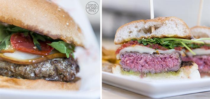 Goiko Grill Hamburguesa Burger Vito Corleone